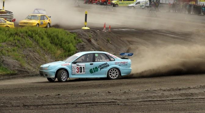 3. plass i NEZ-Championship på Momarken