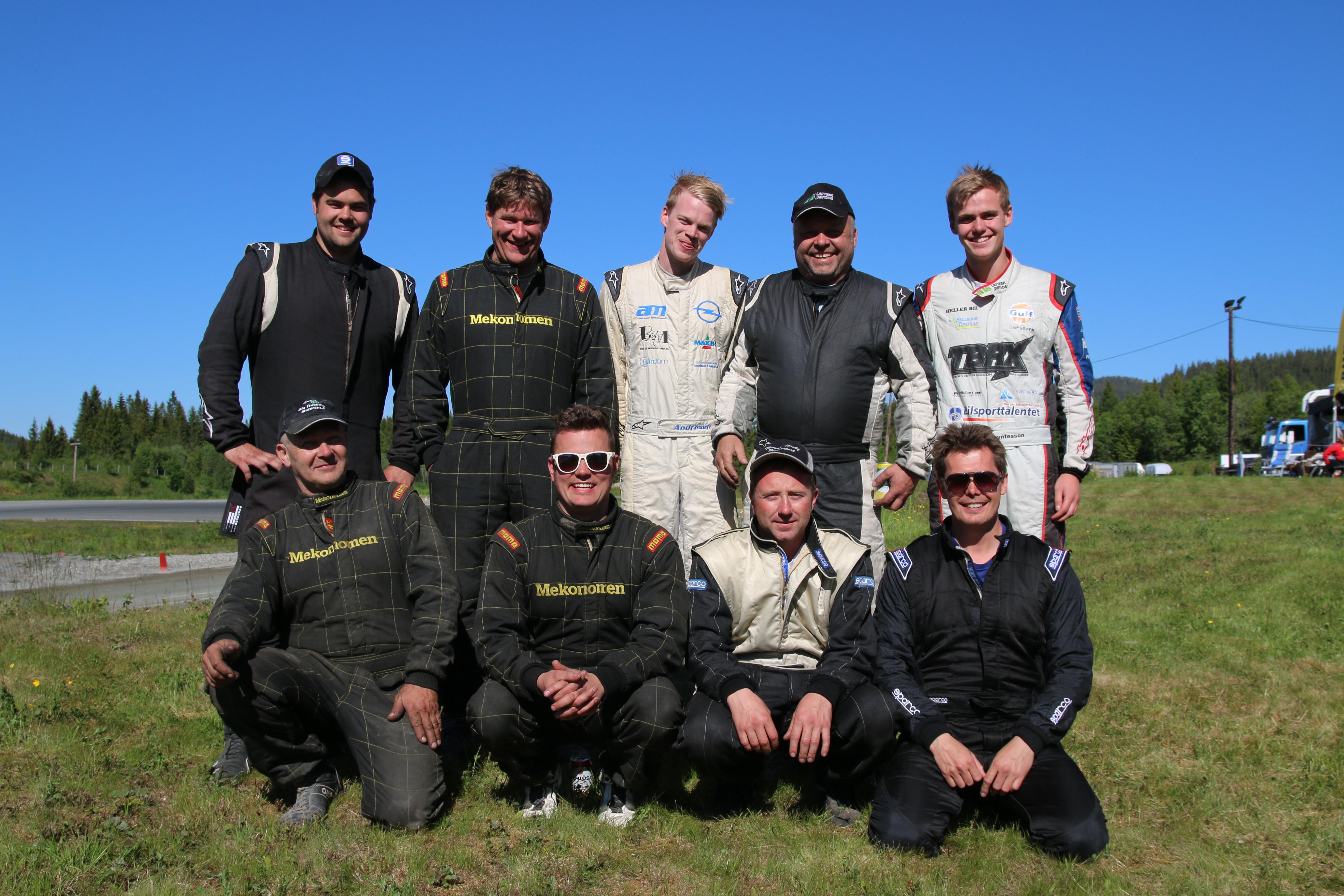 NMK Trøgstad var godt representert i NM og NC denne helgen