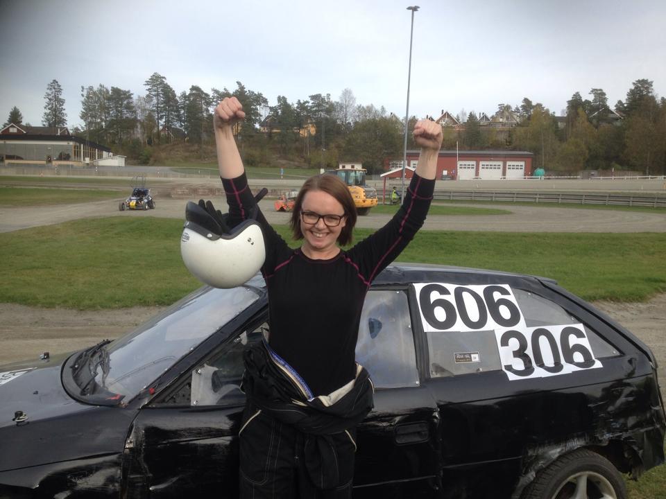 Marthe jublet også over sin første seier